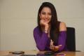 Actress Rakul Preet Interview Photos about Dhruva Movie