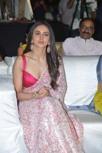 Actress Rakul Preet Singh Images @ Konda Polam Pre Release