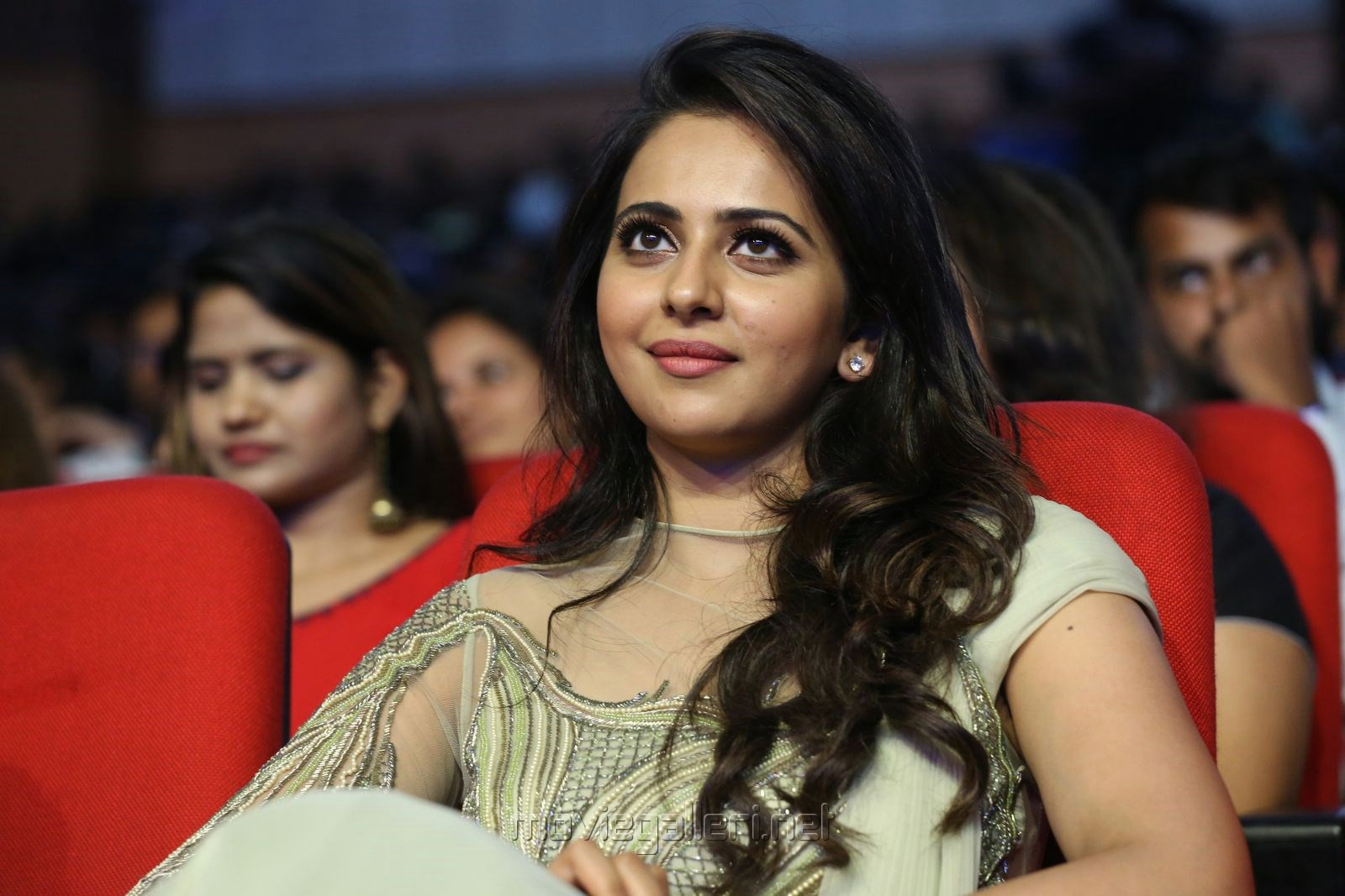 Actress Rakul Preet Latest Images @ Spyder Pre Release Function