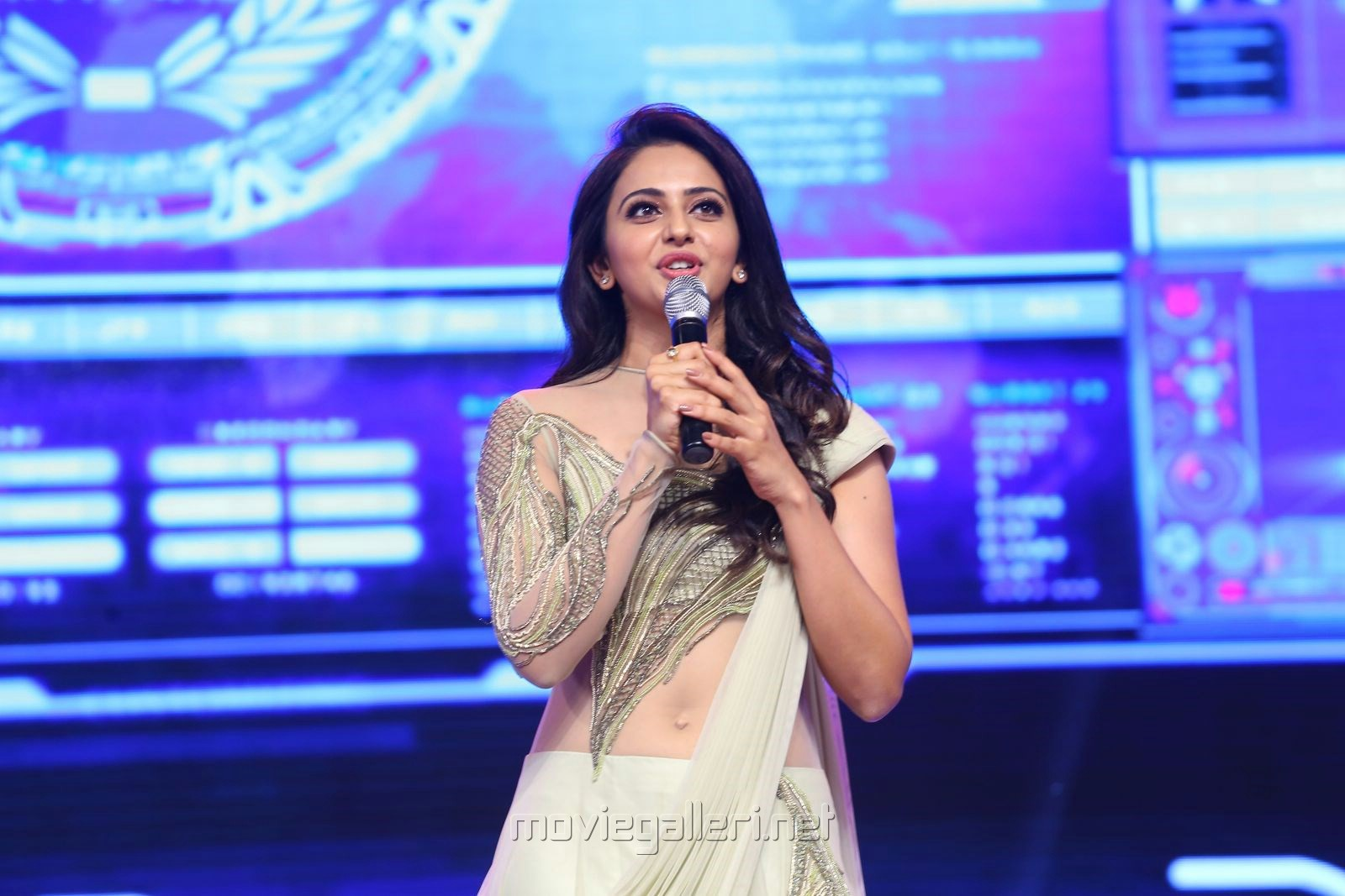 Actress Rakul Preet Singh Images @ Spyder Pre Release Function