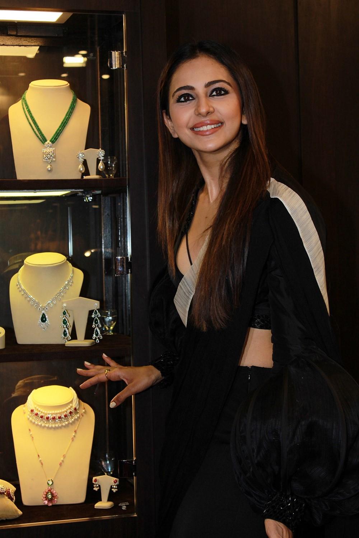 Actress Rakul Preet Singh Inaugurates 19th Edition Glamour 2019