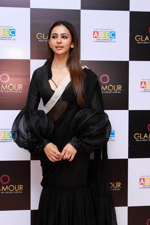 Actress Rakul Preet Singh @ 19th Edition Glamour 2019 Inauguration