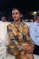 Telugu Actress Rakul Preet @ Dhruva pre-release function
