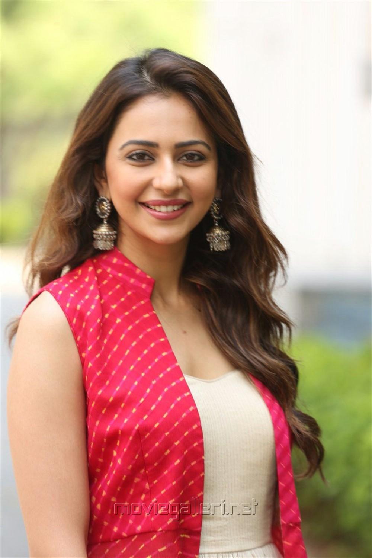 Actress Rakul Preet Images @ Athiloka Sundari Katha Book Release