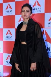 Actress Rakul Preet launches Azent Overseas Education Photos