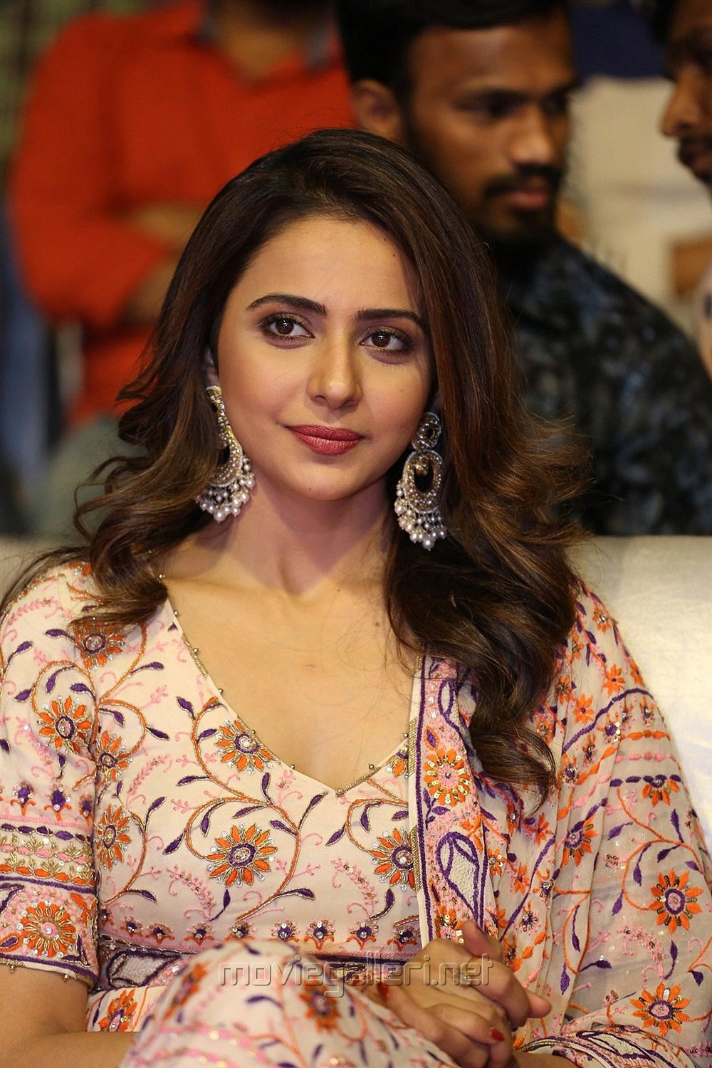 Actress Rakul Preet Singh Photos @ Dev Movie Pre Release