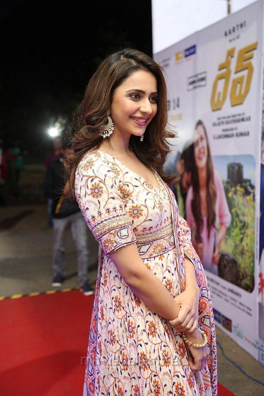 Dev Movie Actress Rakul Preet Singh Photos
