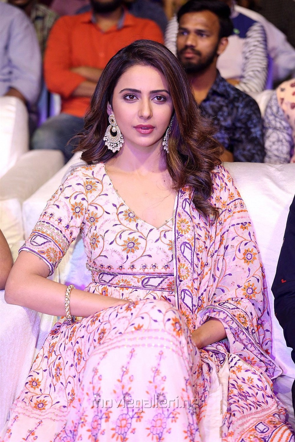 Actress Rakul Preet Photos @ Dev Movie Pre Release