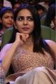 Actress Rakul Preet Photos @ Spyder Audio Launch