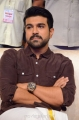 Actor Ram Charan Images @ Rangasthalam Success Meet