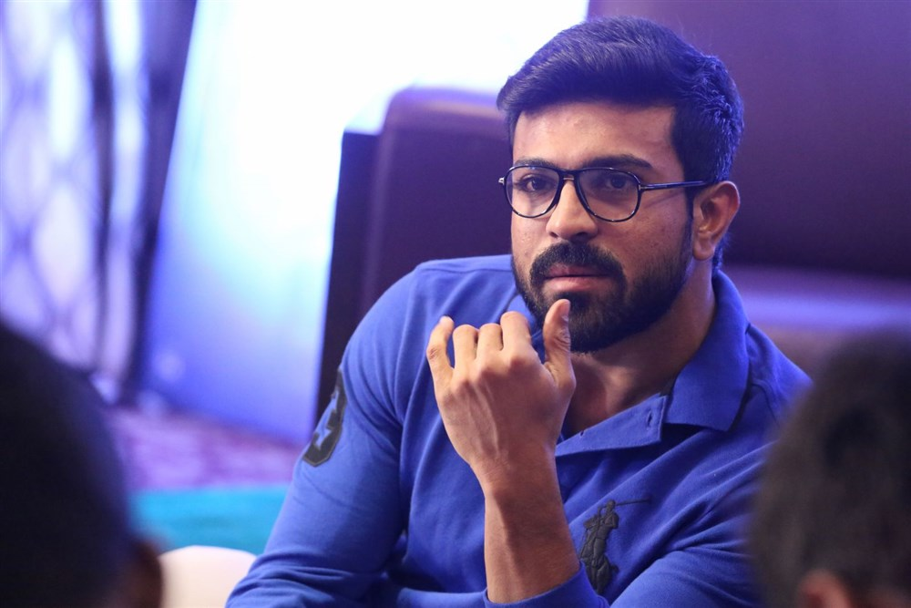 Ram Charan interview about Dhruva Movie