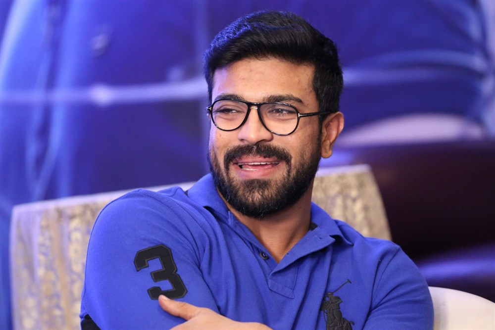 Ram Charan Interview Photos about Dhruva Movie
