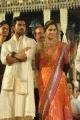 Ram Charan & Upasana Kamineni Reception for Fans Stills