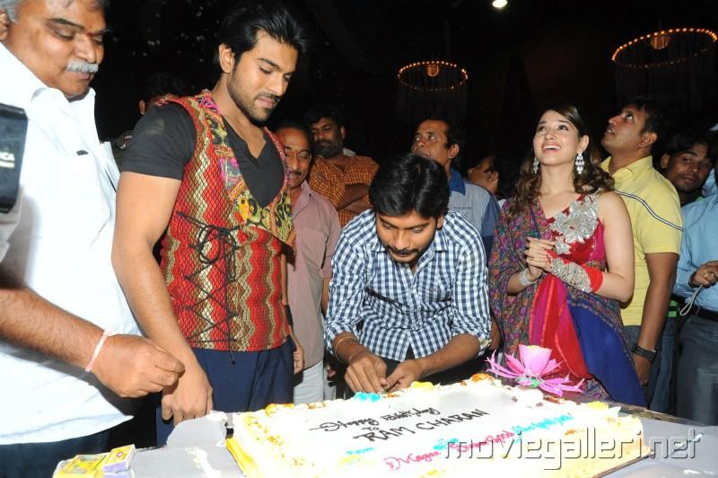Ram Charan Teja 2012 Birthday Photos