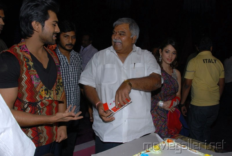 Ram Charan Teja 2012 Birthday Photos