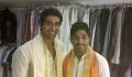 Allu Arjun & Rana at Ram Charan Teja and Upasana Wedding Photos