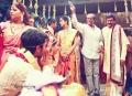 Rajinikanth at Ram Charan Upasana Marriage Pics