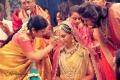 Surekha Chiranjeevi at Ram Charan Teja Marriage Photos