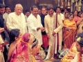 Kiran Kumar Reddy at Ram Charan Teja Marriage Photos