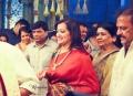 Sumalatha at Ram Charan Marriage Photos