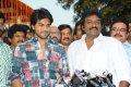 Ram Charan Teja VV Vinayak Movie Opening Pictures