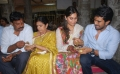 Chiranjeevi family visits Tirupati(Tirumala)
