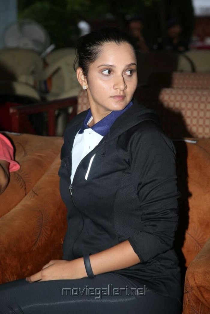 Sania Mirza at 5K Run Photos