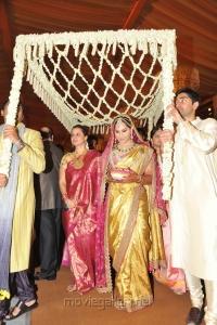 Upasana Kamineni Wedding Pics
