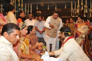 Ram Charan Upasana Wedding Pics