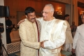 Chiranjeevi, Prathap C. Reddy at Ram Charan Upasana Wedding Pics