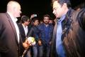 Ram Charan visits Dhruva Premiere @ Dallas & New Jersey, USA Photos