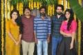 Anupama Parameswaran, Sravanthi Ravi Kishore, Kishore Tirumala, Ram, Megha Akash Movie Opening Stills