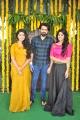 Anupama Parameswaran, Ram, Megha Akash @ Kishore Tirumala Movie Opening Stills