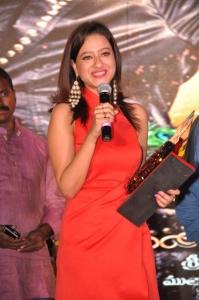 Actress Madalsa Sharma @ Ram Leela Movie Audio Success Meet Stills