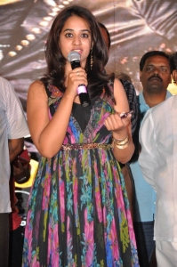 Actress Nanditha Raj @ Ram Leela Movie Audio Success Meet Stills