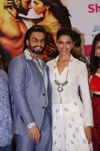 Ram-Leela Movie Promotion at Kalanikethan, Hyderabad