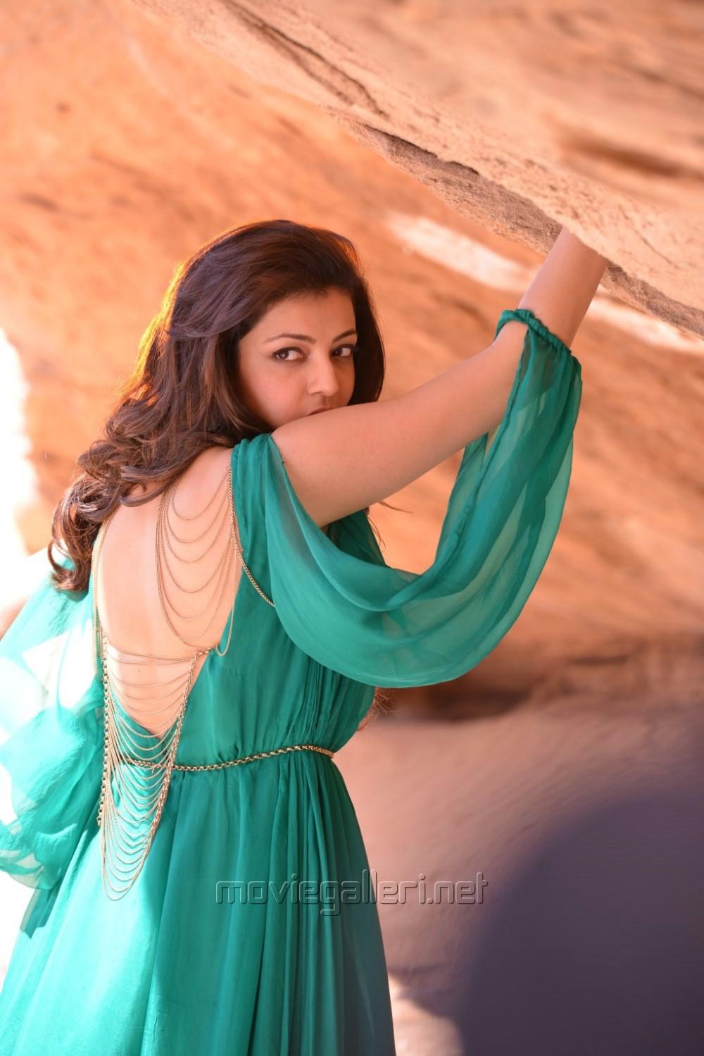 Actress Kajal Agarwal in Ram Leela Tamil Movie Stills