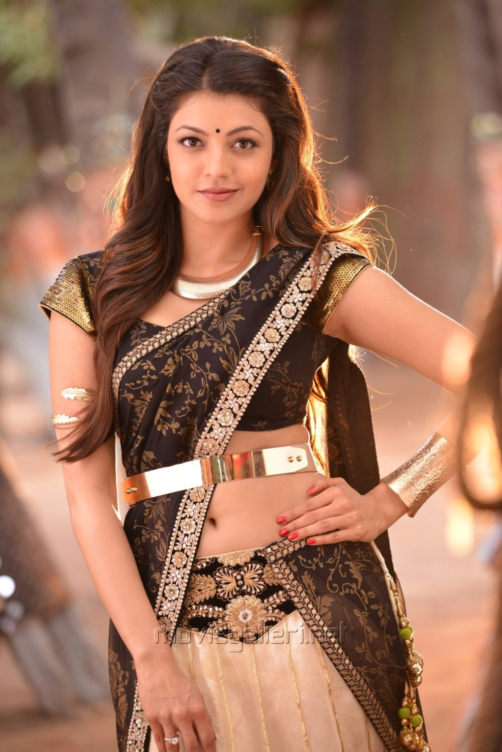 Actress Kajal Agarwal in Ram Leela Tamil Movie Stills
