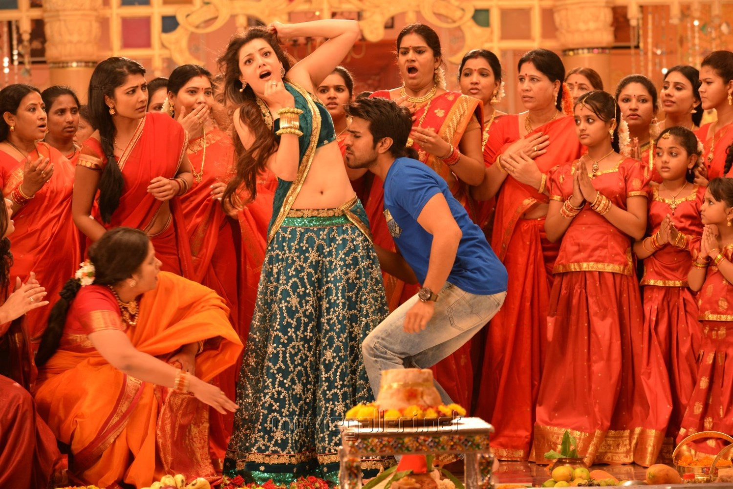 Whoa... What Ram Charan did was not for