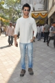 Abijeet Duddala @ Ram Leela movie team at Sree Mayuri Theatre Photos