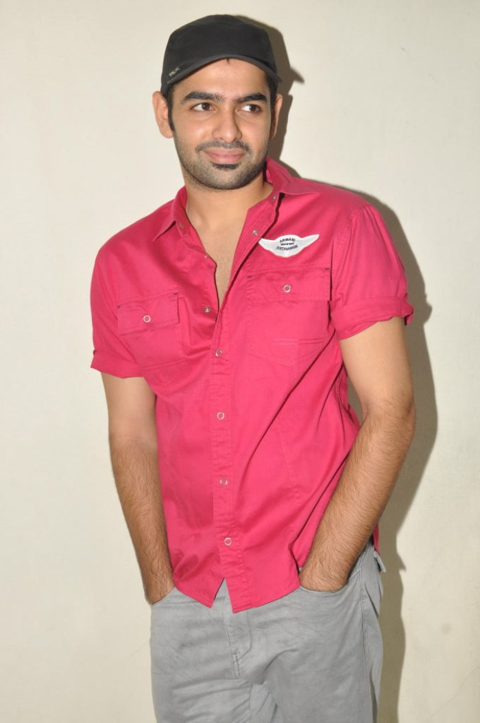 Actor Ram Pothineni Latest Stills