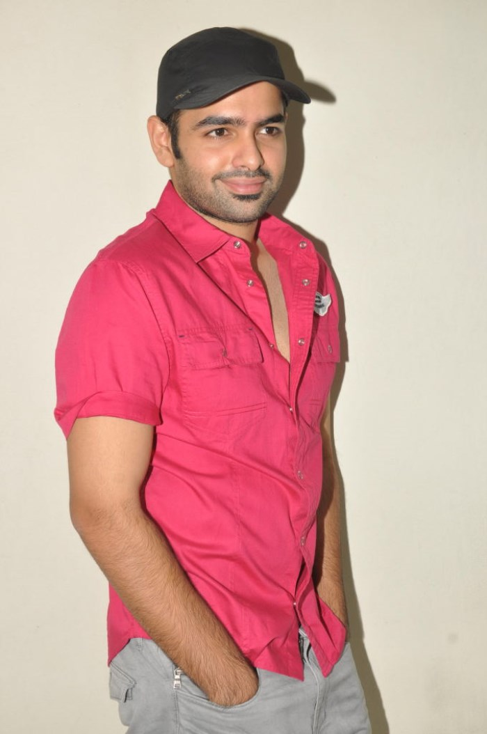 Telugu Hero Ram Pothineni Latest Stills