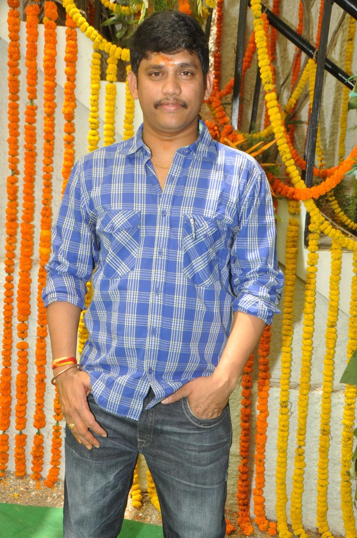Ram Santosh Srinivas Movie Launch