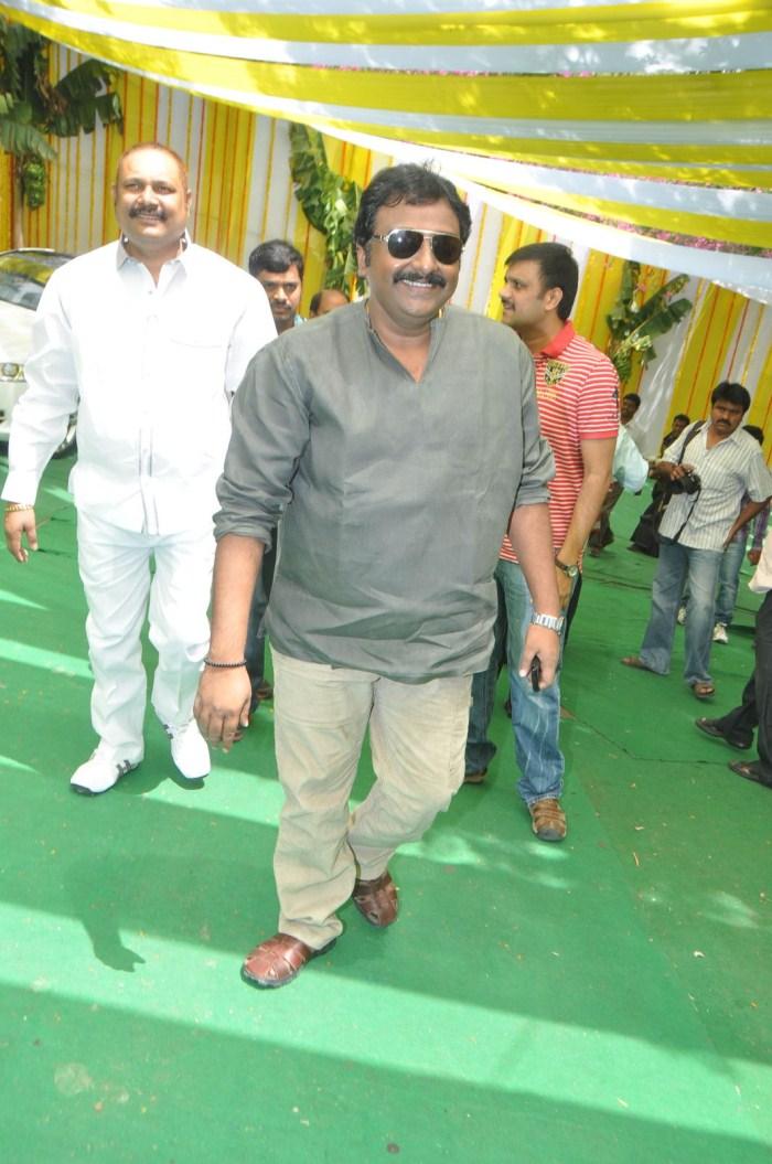 VV Vinayak at Ram Santosh Srinivas Movie Launch