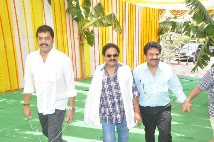 Ram Santosh Srinivas Movie Launch