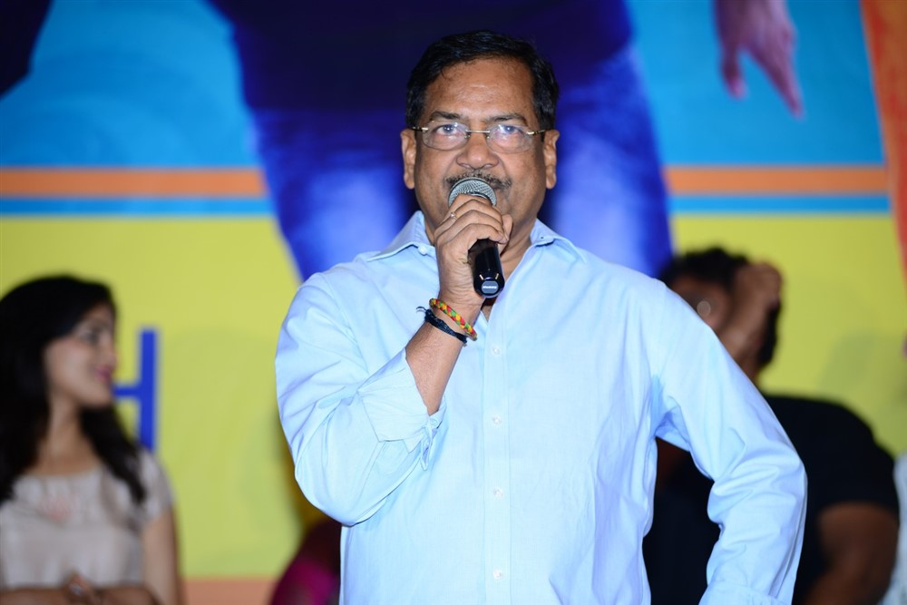 B Gopal @ Rama Chakkani Seetha Movie Trailer Launch Stills