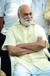 K Raghavendra Rao @ Daggubati Ramanaidu Statue inauguration @ Film Chamber Photos