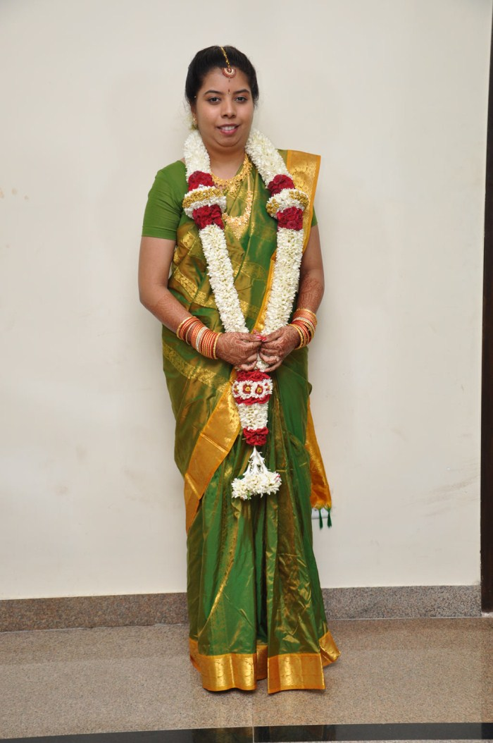 Picture 355122 | Producer M Ramanathan Daughter Wedding ...
