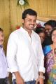 Actor Karthi at M Ramanathan Daughter Wedding Reception Photos