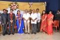 SAC at Producer M Ramanathan Daughter Wedding Reception Photos